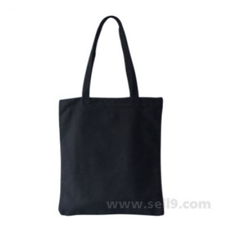 Design Your Own BAG Customized Tote - Add your Picture Photo Text Print  - Black blank