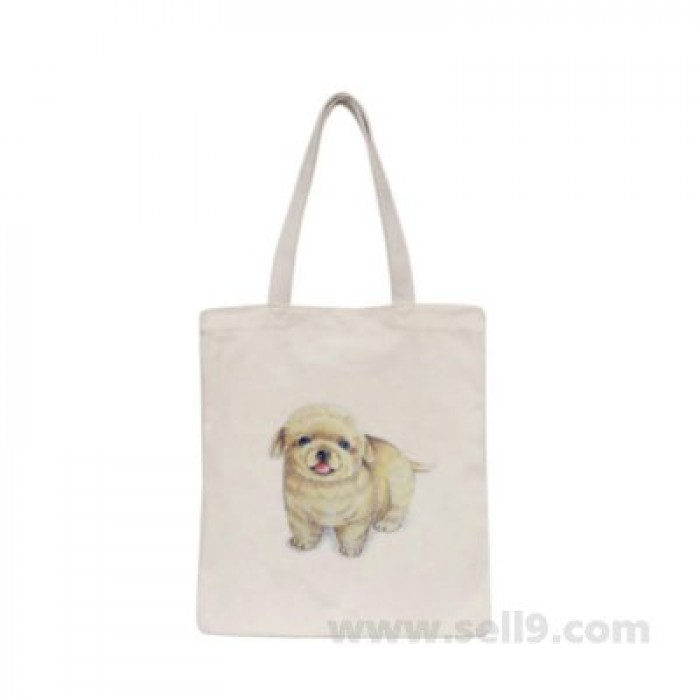 Design Your Own BAG Customized Tote - Add your Picture Photo Text Print  - Dog