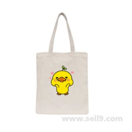 Design Your Own BAG Customized Tote - Add your Picture Photo Text Print  - Duck