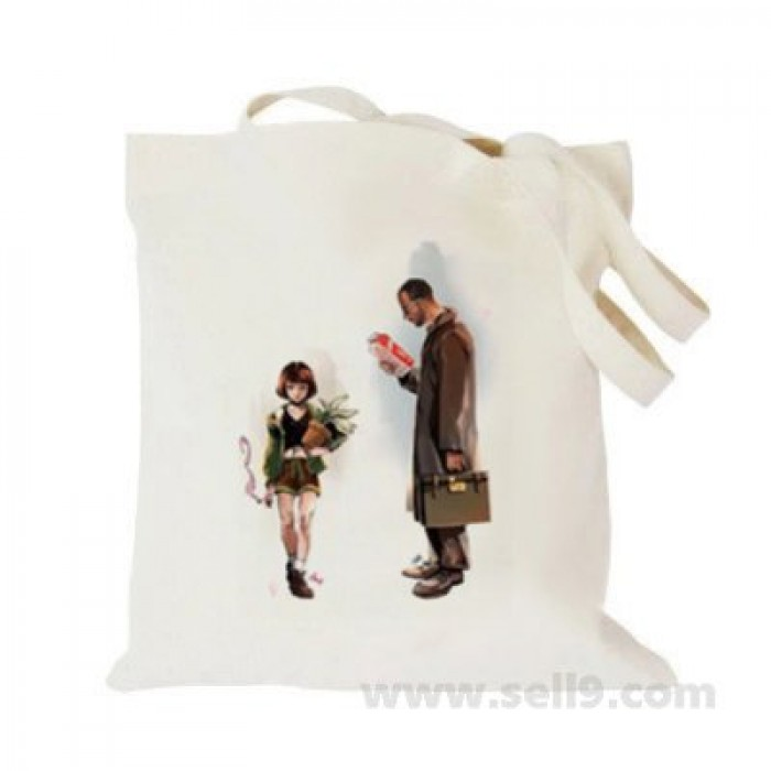 Design Your Own BAG Customized Tote - Add your Picture Photo Text Print  - Leon