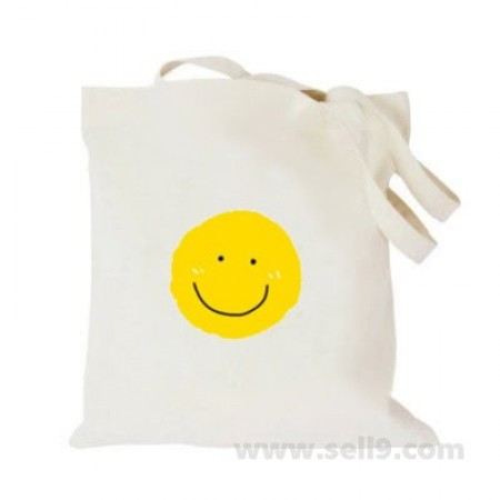 Design Your Own BAG Customized Tote - Add your Picture Photo Text Print  - Smile emotion