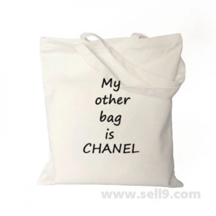 Design Your Own BAG Customized Tote - Add your Picture Photo Text Print  - My other bag is