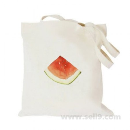 Design Your Own BAG Customized Tote - Add your Picture Photo Text Print  - Watermelon2
