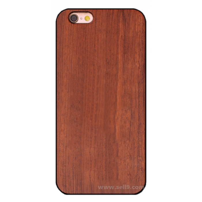 Custom iPhone 6 6s 6 plus 6s plus genuine wood phone case