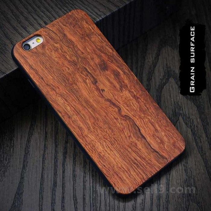 wooden iphone 6s plus case